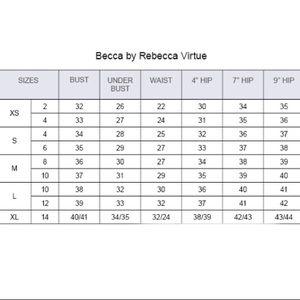 BECCA Swim - [Becca] Color Splash Off Shoulder Swimsuit